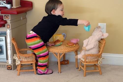 Estimulación Temprana, Niños