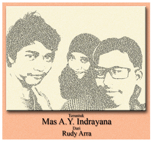 Typography Untuk Mas A.Y. Indrayana
