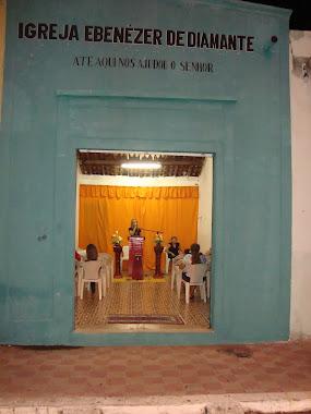 CAMPO MISSIONÁRIO EM DIAMANTE/PB.