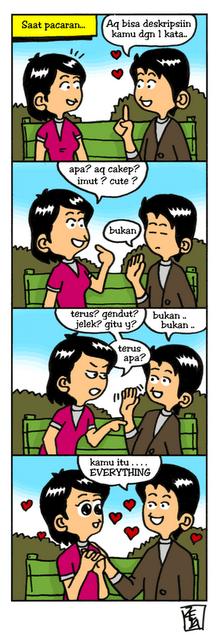 Rayuan Gombal Lucu ;D