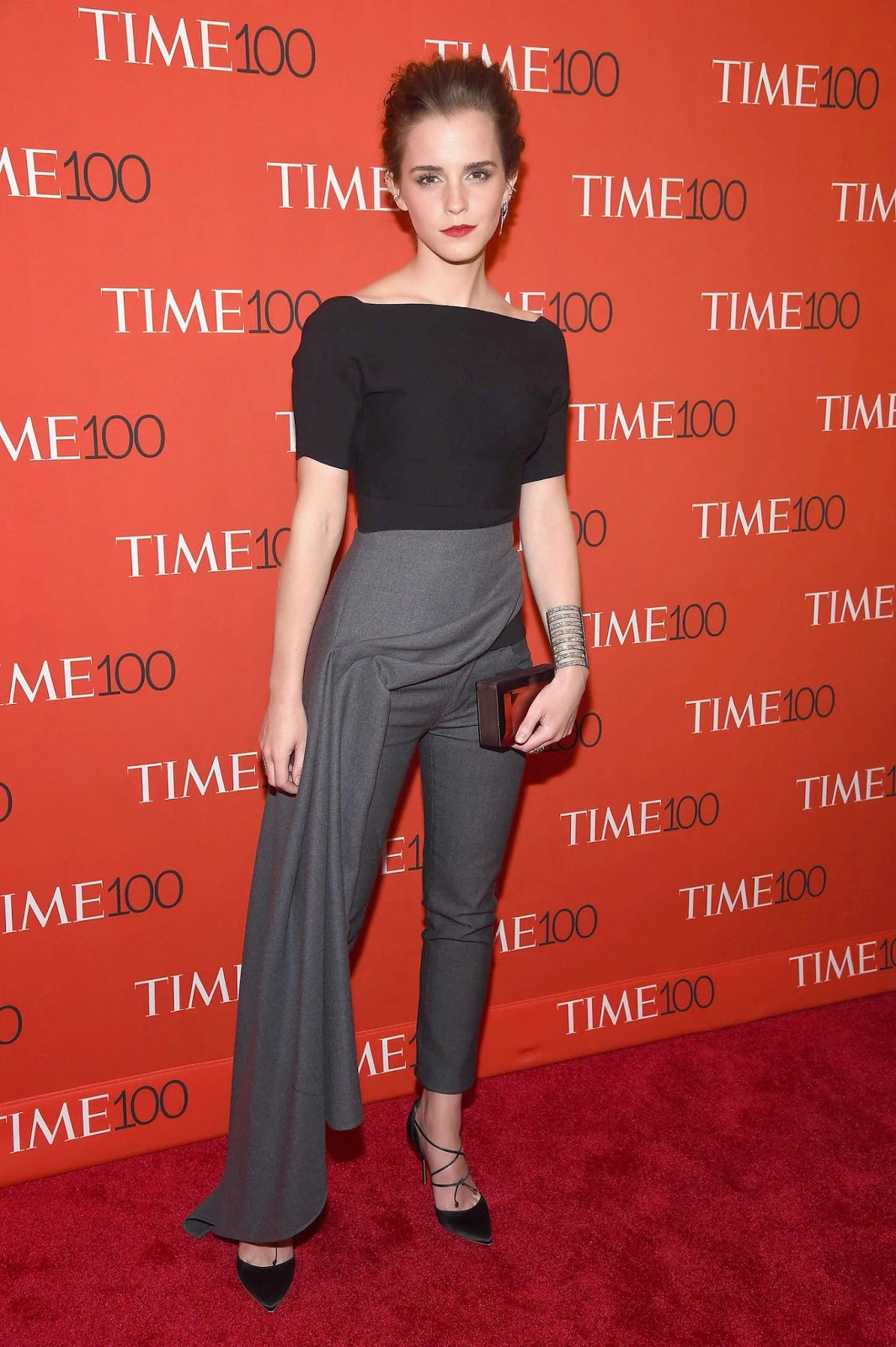 Emma Watson – TIME 100 Most Influential People In The World Gala in NYC