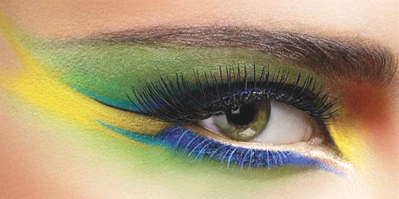 I Love Make Up Eye-rainbow
