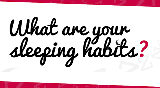 Image: What Are Your Sleeping Habits?