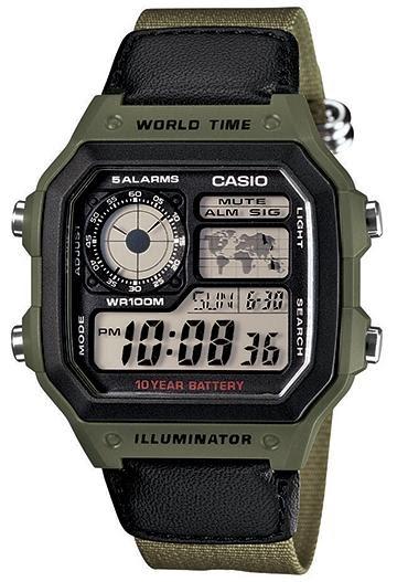 jam tangan casio ae-1200whb-3bv