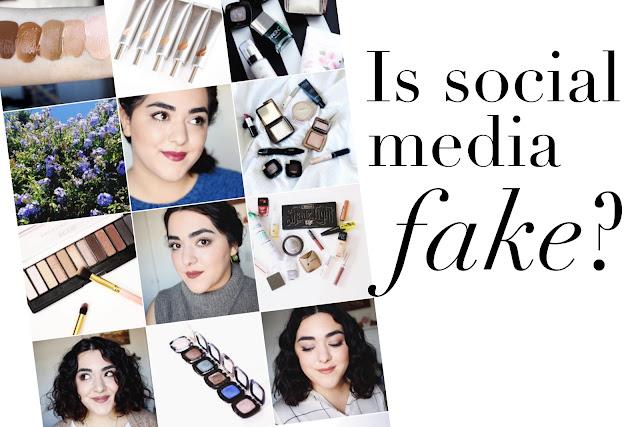 Is Social Media Fake?