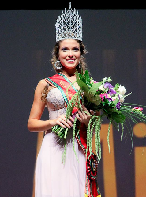 Miss Republica Portuguesa Portugal 2013 winner Catarina Sikiniotis