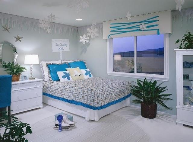 desain kamar tidur unik lucu dan kreatif