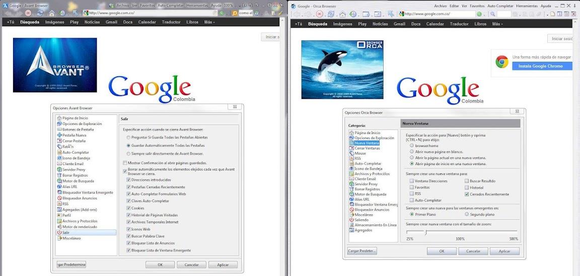 Que Son Los Navegadores Web O Browser