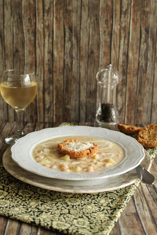 White-bean-potato-parmesan-soup