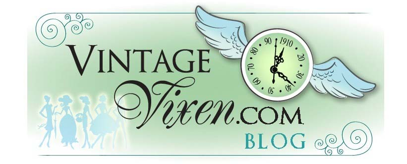 VintageVixen.com Vintage Clothing Blog