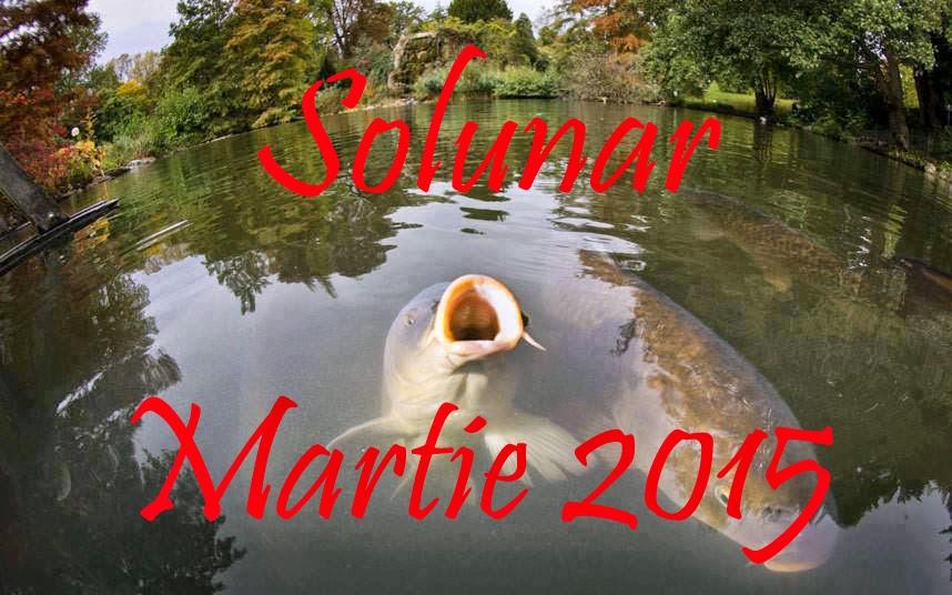 Solunar Martie 2015 - click detalii