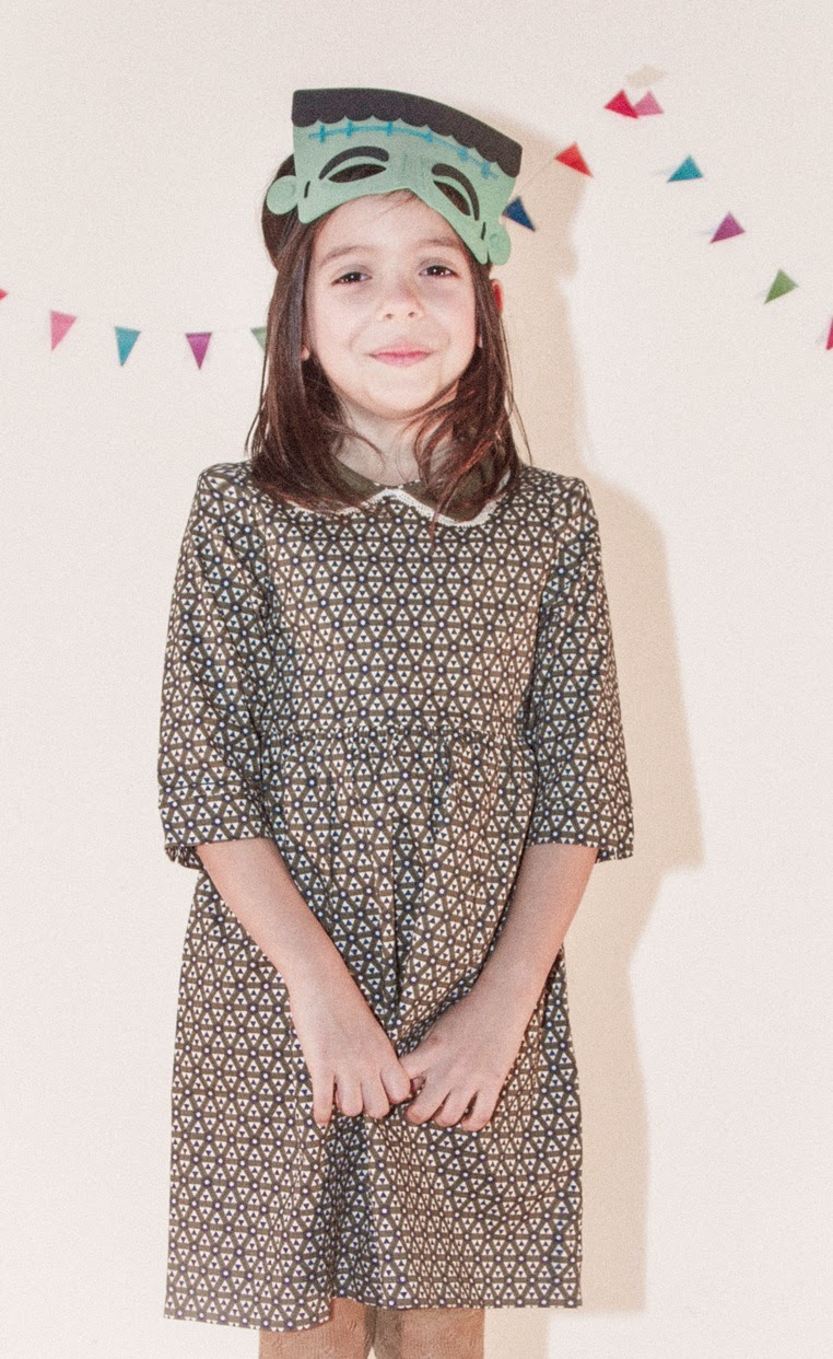 Les Petits Vagabonds Autumn-Winter 2014/15 kids fashion collection 6