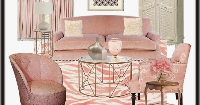 Designing Home: Just Blush!