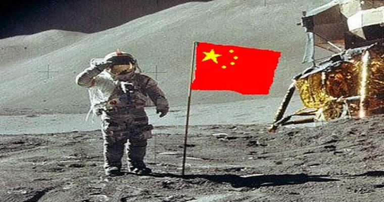 I cinesi sbarcano sulla Luna ed aprono un mini-market