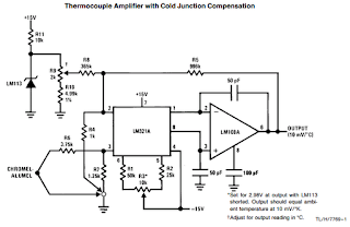 Circuito integrado 555 besides 2013 10 01 archive furthermore Datasheet Of Transistor Bc148 together with lificador Para Termocupla 10mvc further  on lm35 datasheet pdf