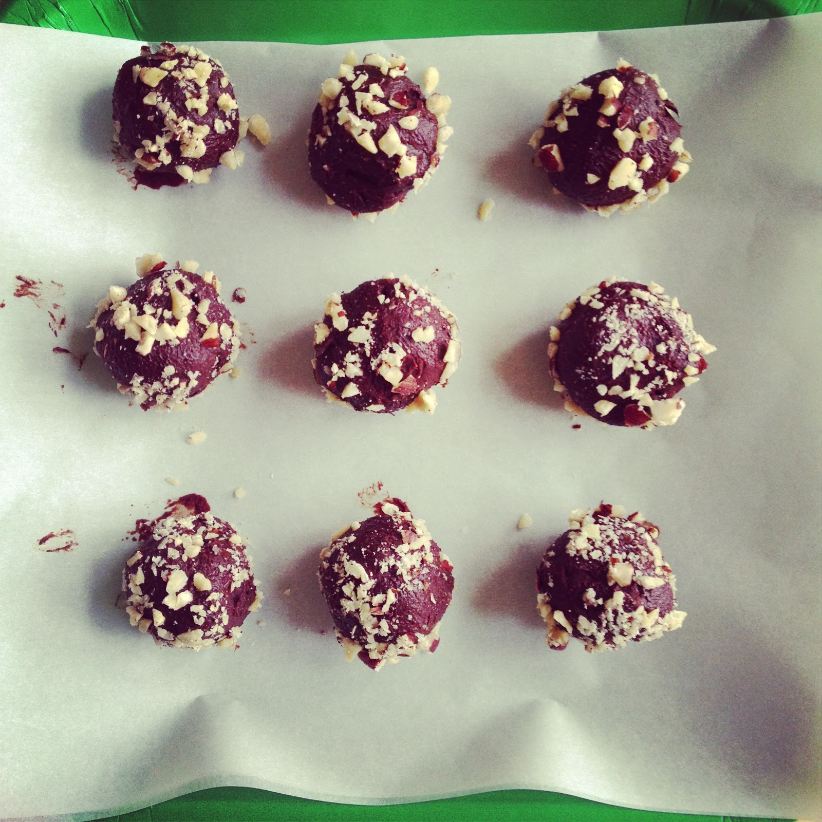 siriously delicious: Nutella Truffles