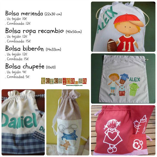 conjuntos-bolsas-niños-bebés