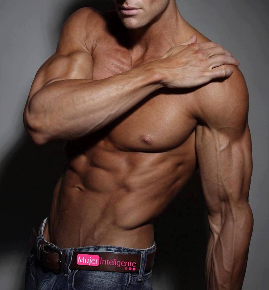 machos musculosos fotos