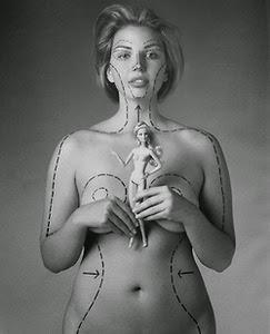 """Ideas de """"belleza"""" construidas por la sociedad"""