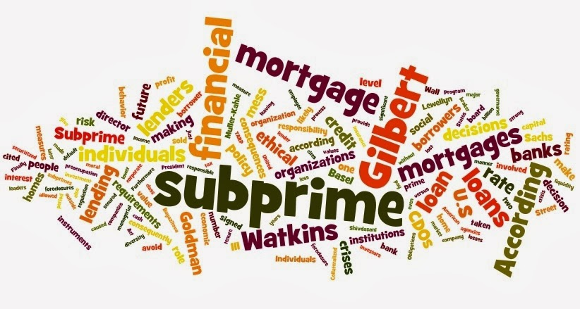 subprime loans the under the radar loans that Subprime loans - the under-the-radar loans that felled a market subprime loans - the under-the-radar loans that felled a market the problem to be investigated is the ethical challenges for both lenders and borrowers that were the result of the exponential growth in the subprime loan market.