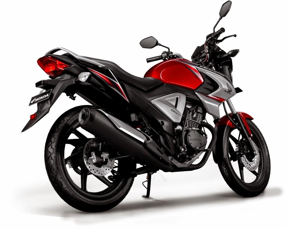 New Honda MegaPro FI 150 CC
