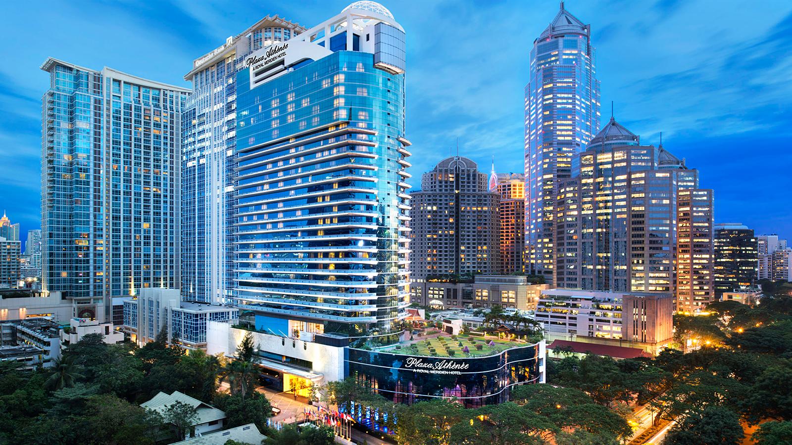 Plaza Athenee Bangkok : ... of the 3D2N Weekend Stay at Plaza Athenee Bangkok is...  CAMEMBERU