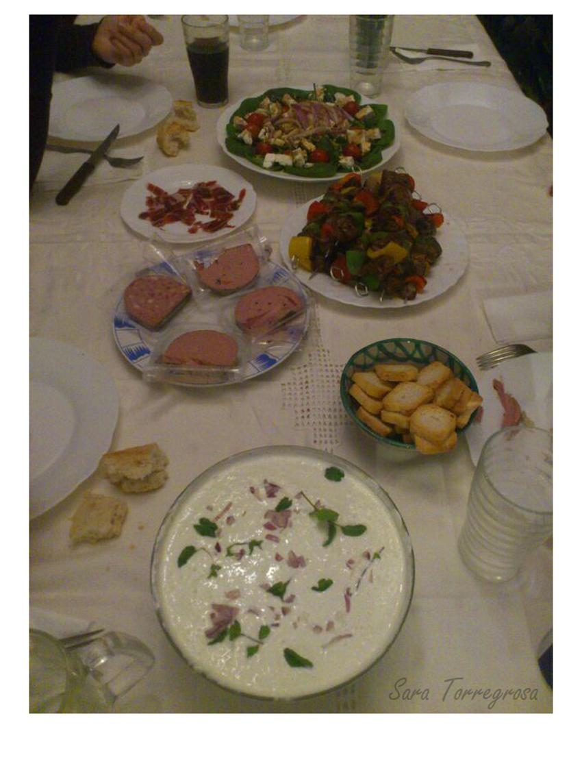 El pegotiblog c mo preparar una cena griega de forma sencilla for Como hacer una cena