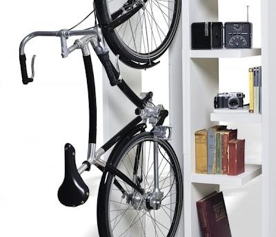 estantería porta bicicleta