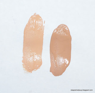 vichy dermablend swatch 15 opal 35 sand