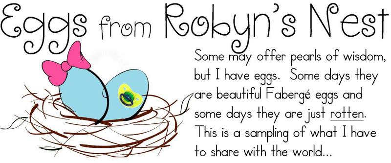 Eggs from Robyn's Nest
