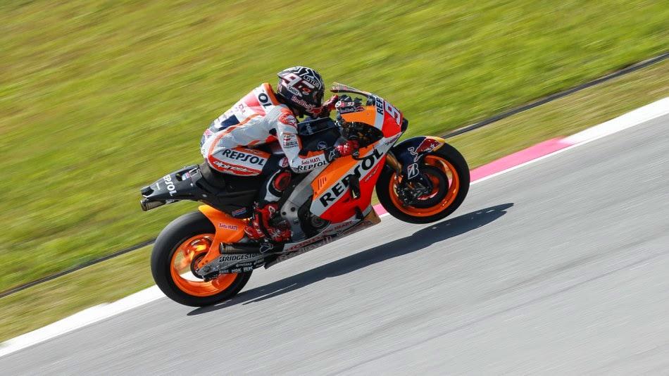 Hasil Tes MotoGP Sepang II 2015 Hari 3 Marc Marquez Juara