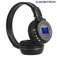Buy Mobitron TX65 Bluetooth Headphone at Rs 1,454 :Buytoearn