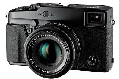 Immagine della Fujifilm X-Pro1