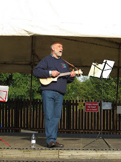 Ken Middleton at N'Ukes fest
