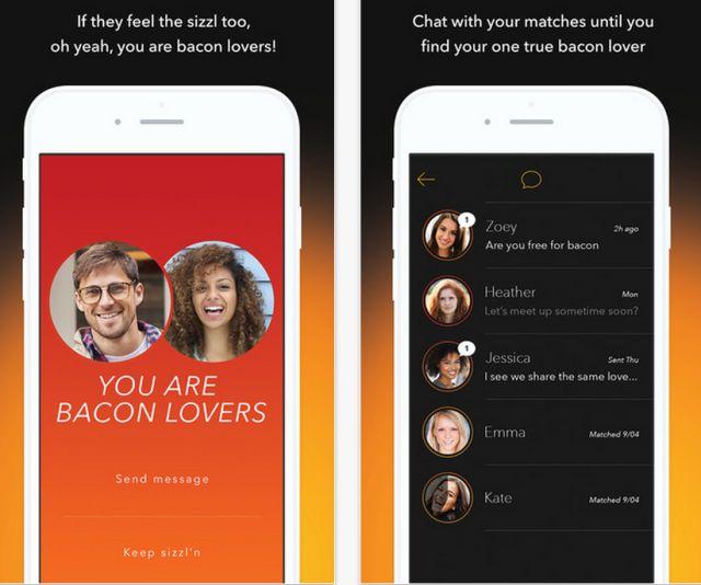 oscar mayer dating app