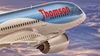 "Thomson now operating Boeing 787 ""dreamliners"""