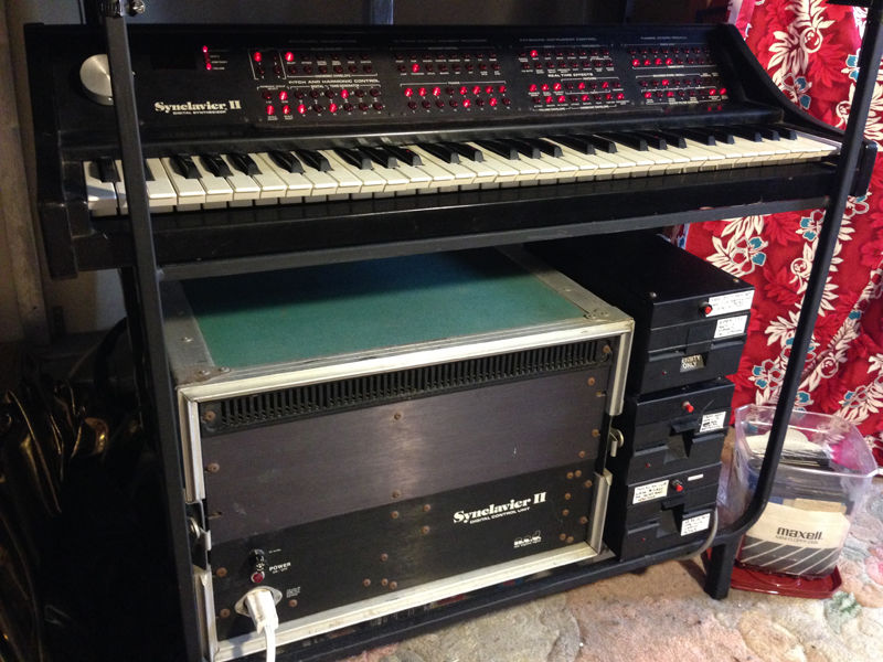 timbre frame resynthesis synclavier