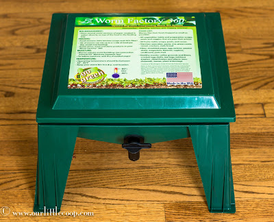 Worm Factory 360, compost, worm, vermicompost, garden, worm castings, fertilizer