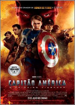 Capitão América O Primeiro Vingador Legendado 2011