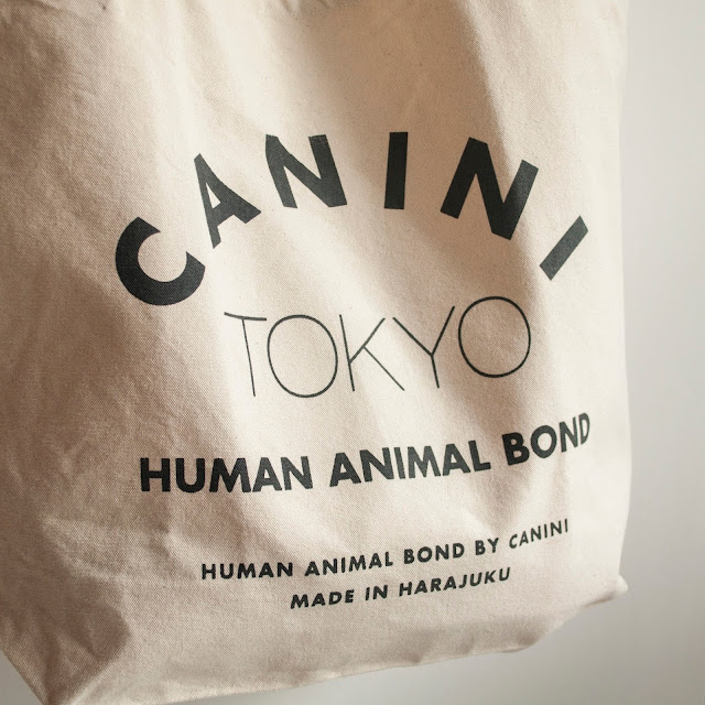 CANINI-TOKYO Tote