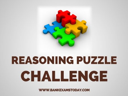 reasoning puzzle questions and answers pdf