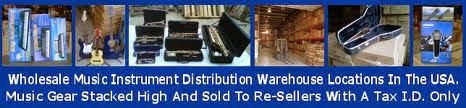 wholesale musical instrument distributor