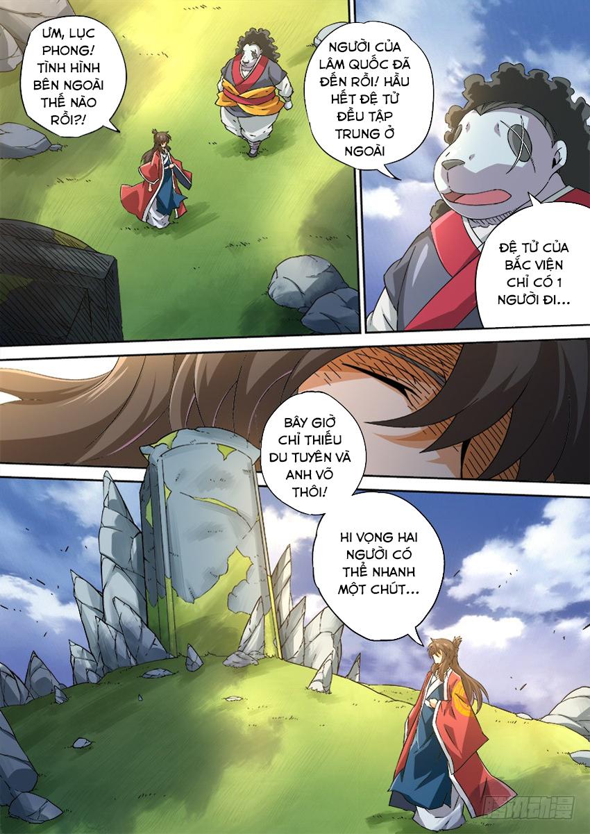 Quyền Bá Thiên Hạ chap 168 - Trang 9