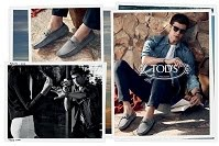 TOD'S MEN SS2018 AD CAMPAIGN