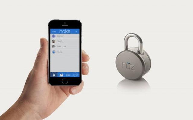 Noke (Gembok Bluetooth)