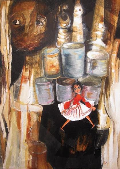 peinture Mirador