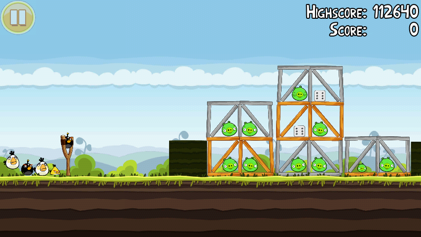 Angry Birds 4-20 Mighty Hoax
