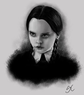 http://www.redbubble.com/people/stevencraigart/works/15338429-wednesday-addams?ref=recent-owner