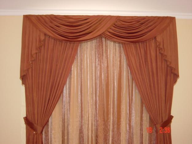 Manualidades gratis cortinas for Cortinas de tela para dormitorios