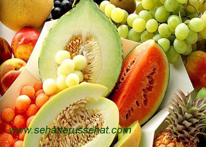 Natural Diet: Buah - Buahan yang Baik untuk Diet